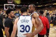 Stephen Curry:  至今對Andre Iguodala離隊仍然未有實感  他不在感覺很奇怪