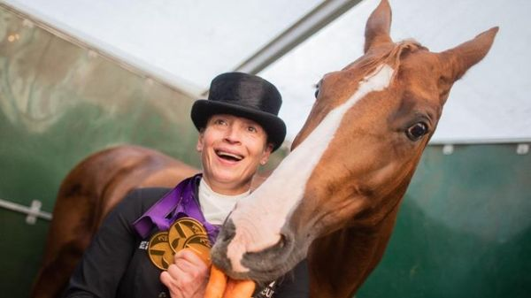 Isabell Werth fordert Impfpflicht für Pferde
