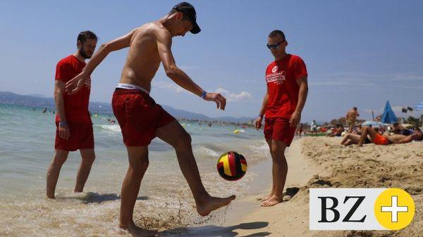Hitze: Sport bei heißem Wetter - Tipps für Training, Joggen und Co.