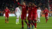 德甲精華 - 奧格斯堡 2-3 拜仁慕尼黑│京士利高文梅開二度 拜仁兩度落後...