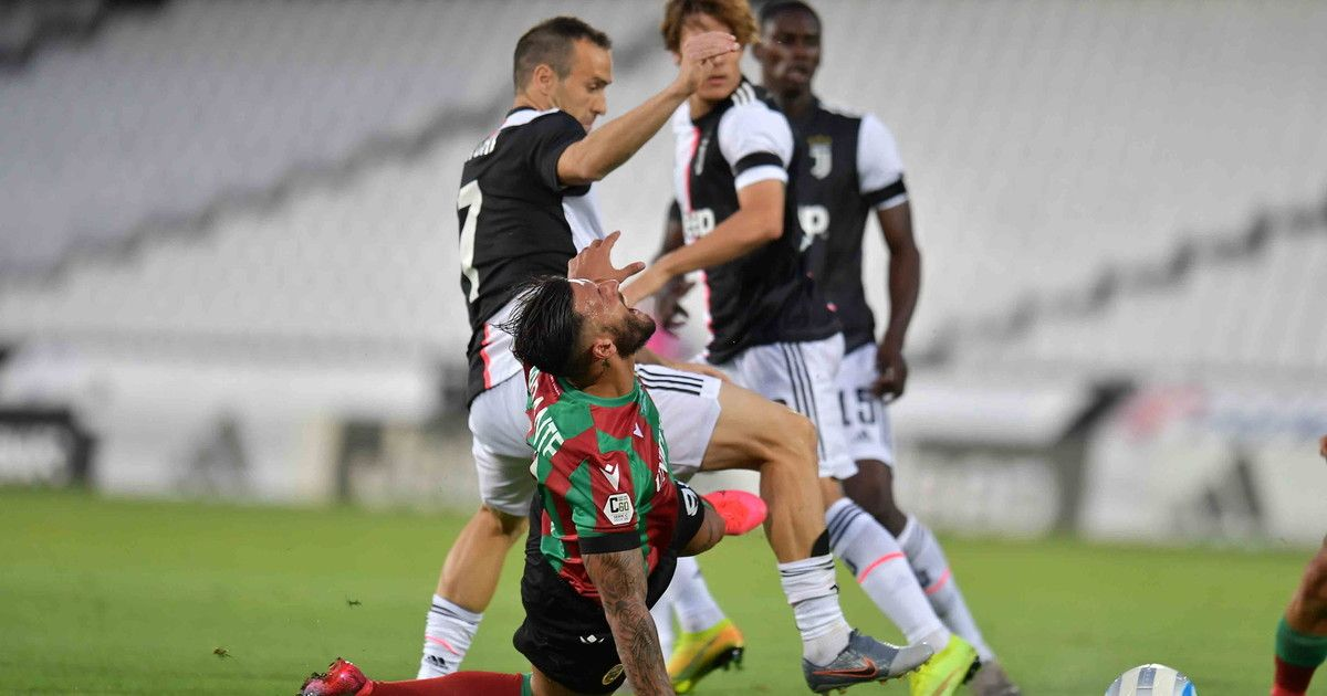 Coppa Italia Lega Pro Ternana arrende 2