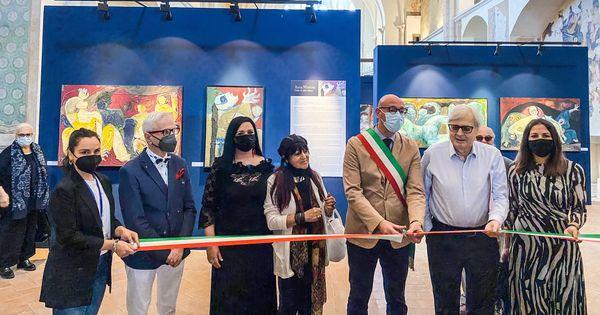 Umbria, Vittorio Sgarbi torna a Gualdo Tadino