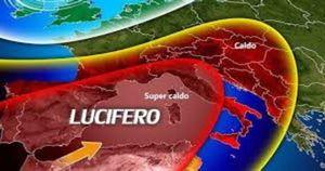 Meteo, arriva Lucifero: i giorni più caldi dell'estate, temperature sino a 48 gradi. Bollino rosso per otto città