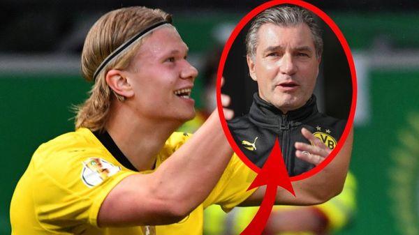 """Erling Haaland: Irres Angebot! Fans sind sich sicher """"das kann Dortmund nicht ablehnen!"""" – Jetzt spricht Michael Zorc"""