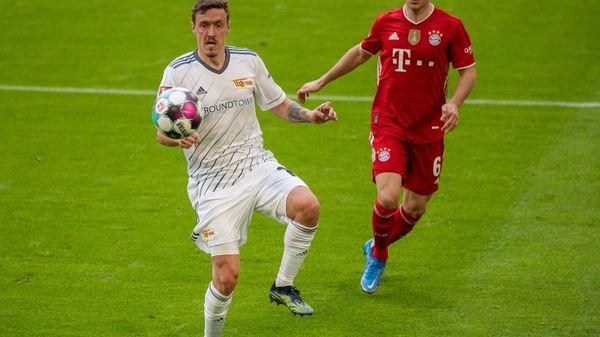 Max Kruse kündigte DAS vor Union Berlin gegen Bayern München an