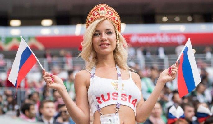 Самая красивая россиянка на ЧМ-2018 оказалась порнозвездой