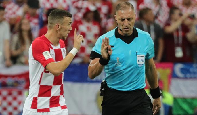 Судья убил сборную Хорватии в финале ЧМ-2018