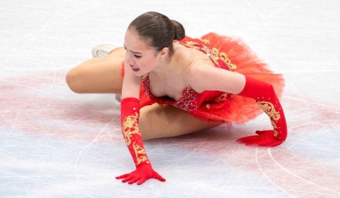 Загитову сняли с международных соревнований