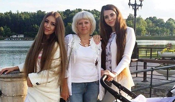 Беременная Рапунцель подружилась с любовницей Яббарова