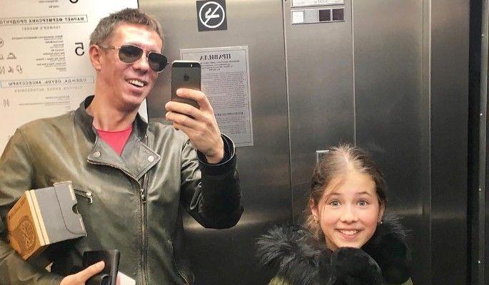 Малолетняя дочь Панина потрясла россиян своим запретным занятием