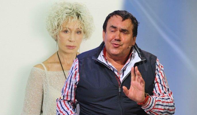 Обезумевший Садальский заткнул рот Васильевой