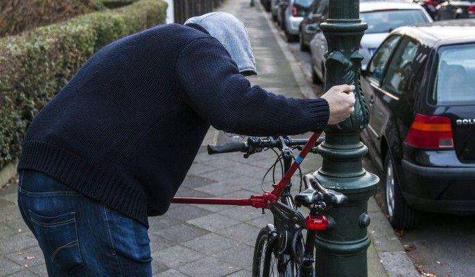 Серийный убийца был пойман во время кражи велосипеда