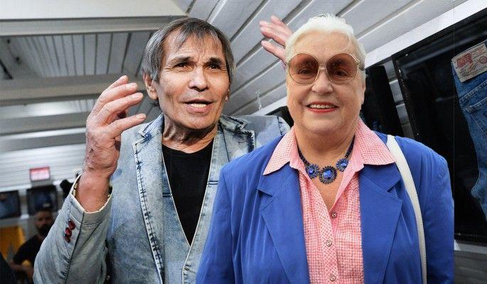 Подробности свадьбы престарелых Алибасова и Шукшиной