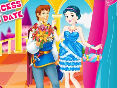 White Princess Romantic Date
