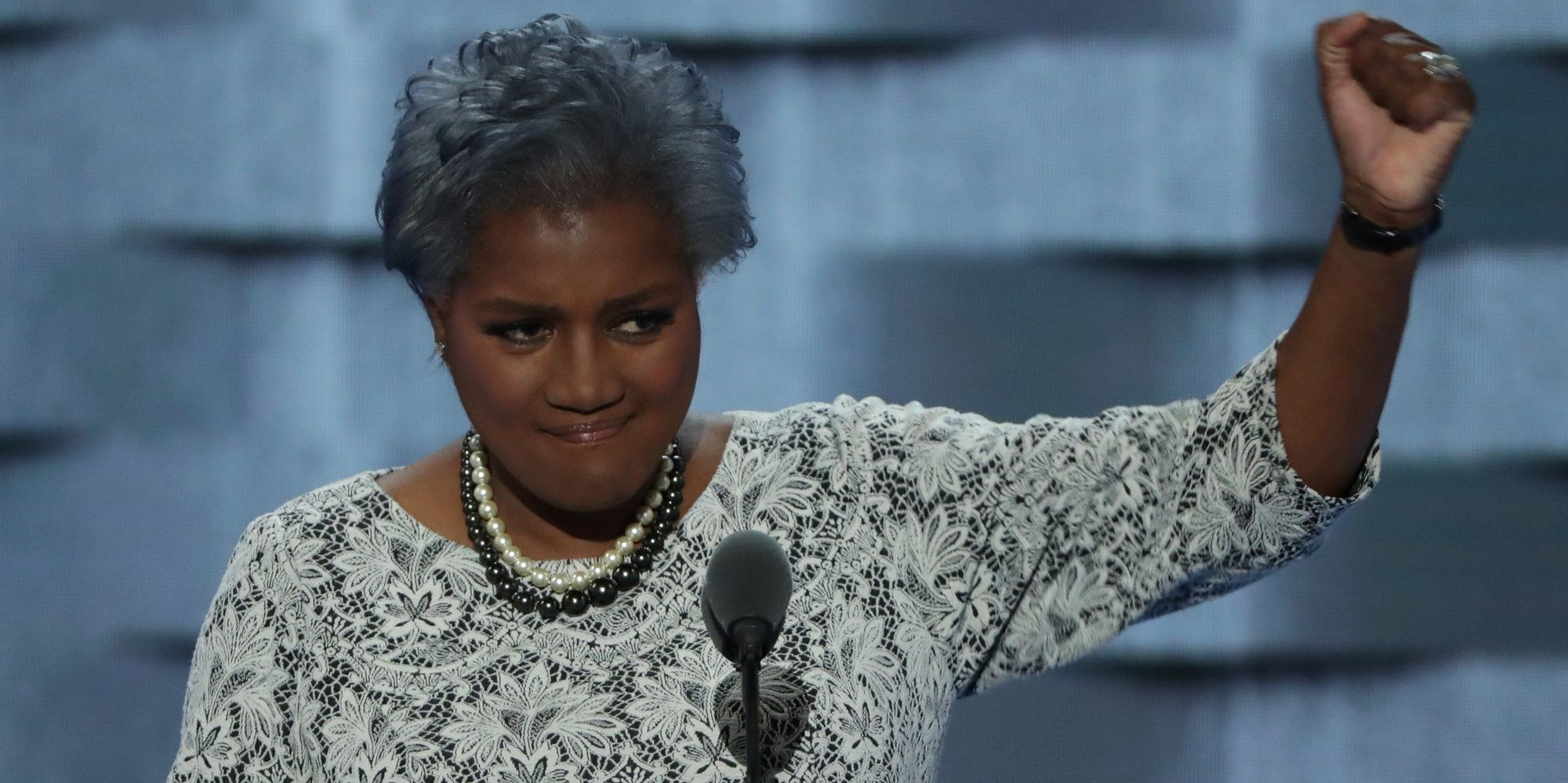 DNC Staffer Screams At Donna Brazile For Helping Elect Donald Trump