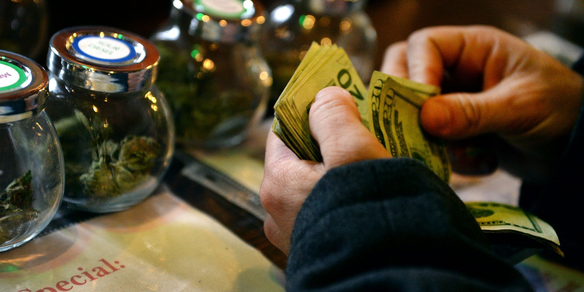 North Americans Spent $53.3 Billion On Marijuana Last Year, Most Of It Illegally