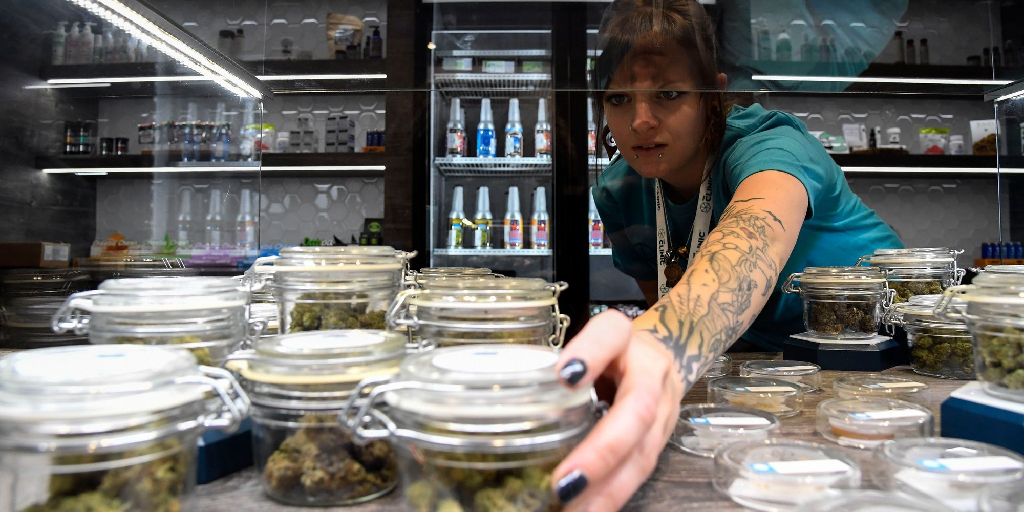 Colorado's Marijuana Industry Is Now Bigger Than Some Countries' Entire GDP