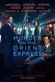 《Murder on the Orient Express》- (東方快車謀殺案)- 快車溫情謀殺案?