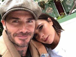 Selfie e buona parlantina, così Beckham non si è beccato la multa
