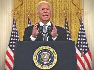 Il giorno più lungo di Biden: