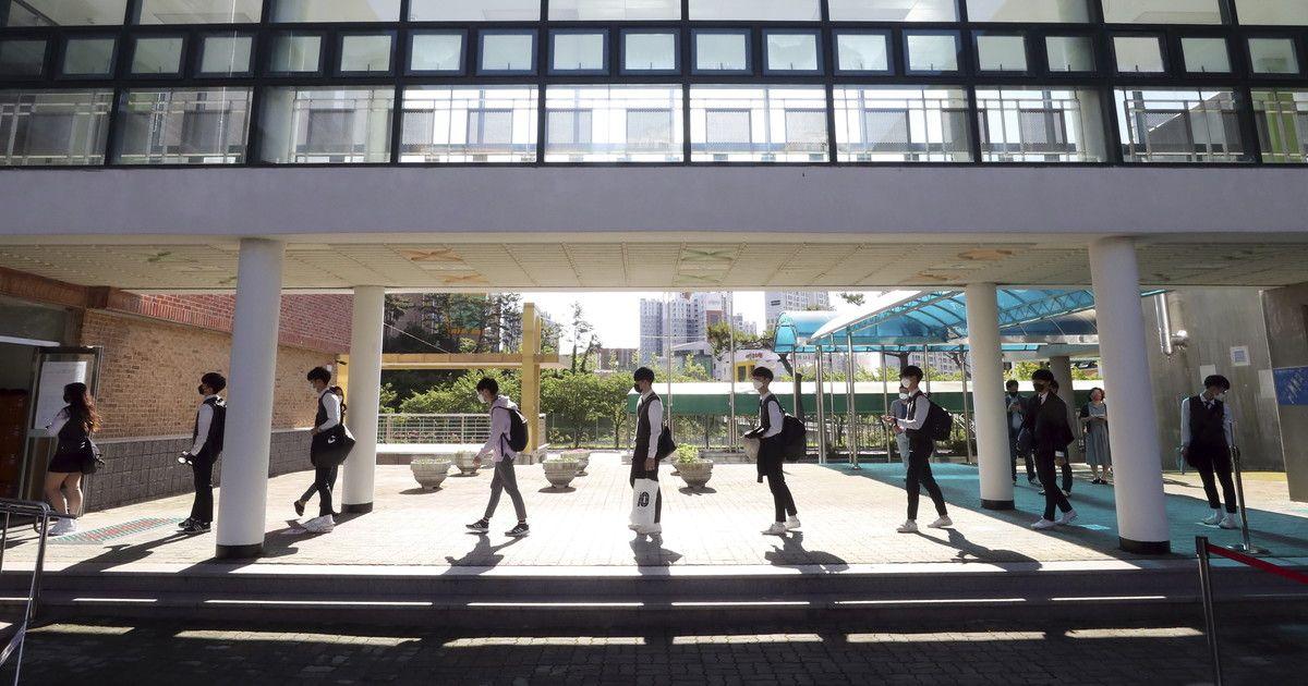 Coronavirus nuova ondata contagi Corea del sud Seul richiude tutto