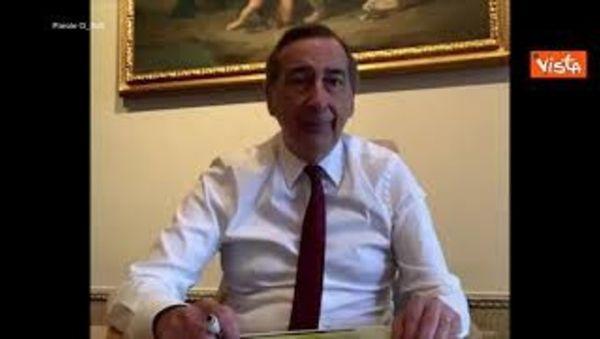 Il sindaco di Milano Sala: Campagna elettorale sui contenuti e senza insulti. Facciano tutti così