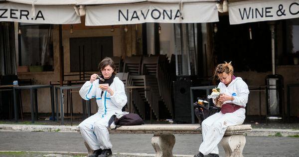 L'Italia torna arancione ma bar e ristoranti restano chiusi. Quattro regioni ancora in zona rossa