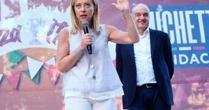 La furia censoria di Cecchi Paone e del mainstream contro Giorgia Meloni