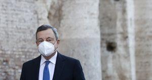 Mario Draghi si beffa di Roma e copia il programma di Giuseppe Conte nel piano infrastrutture