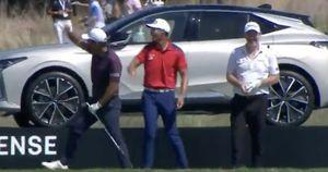 Open d'Italia di golf, strepitoso Molinari! Così va in buca con un colpo, e vince una macchina (video)
