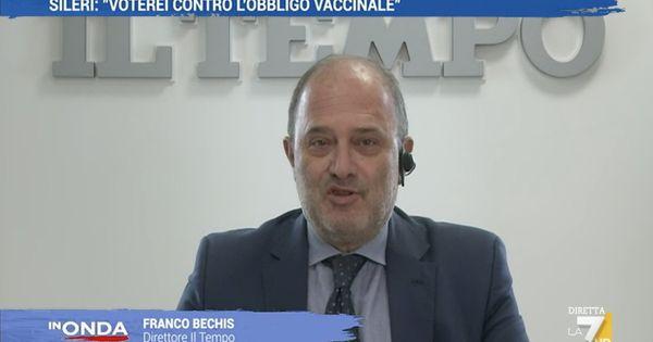 """In Onda, il racconto a cuore aperto di Franco Bechis contro il medico no-vax """"troppo tardi per mia mamma"""""""