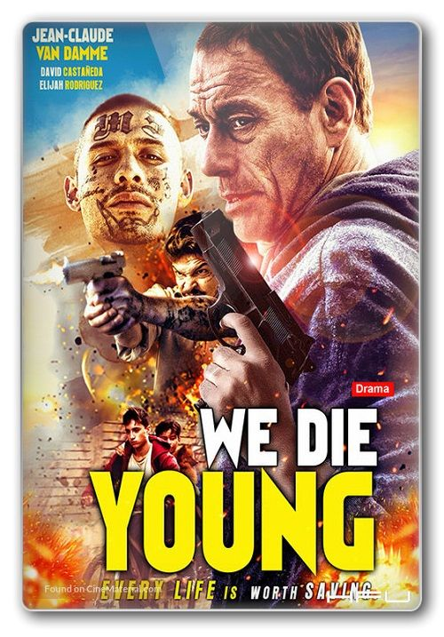 Więźniowie dzielnicy / We Die Young (2019) PL.720p.BRRip.XviD.DD2.0-HFu / Lektor.PL