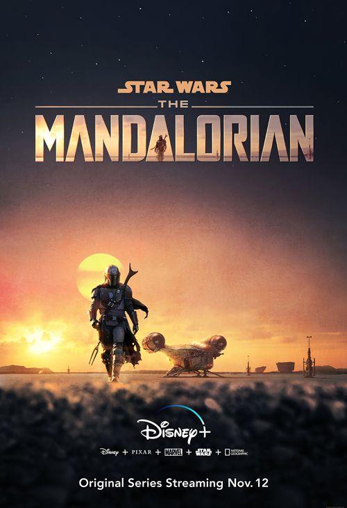 The Mandalorian (2019) [Sezon 1]  PLDUB.WEB-DL.XViD-OzW / Dubbing.PL