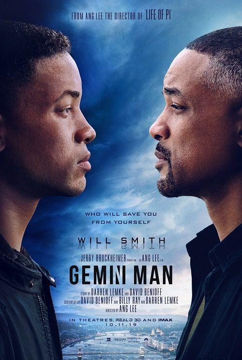 Bliźniak / Gemini Man (2019) HC.HDRip.XviD.AC3-EVO