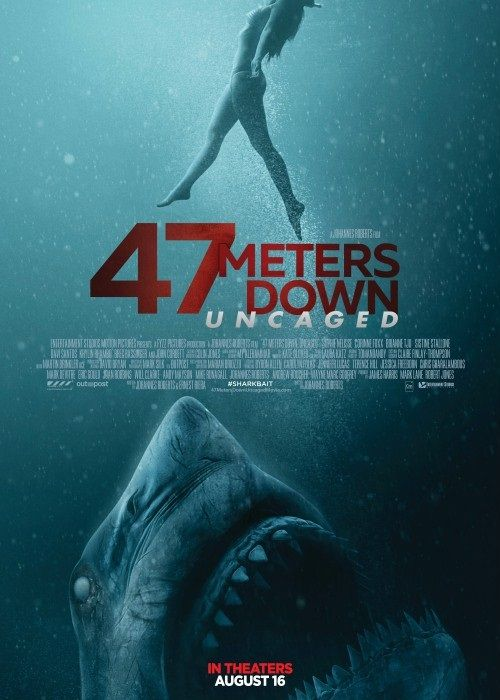 47 Meters Down: Uncaged (2019) PL.SUBBED.480p.BRRip.XViD.AC3-MORS / Napisy.PL