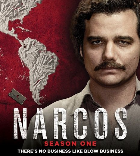 Narcos (2015) [Kompletny Sezon 1] PL.720p.BRRip.XviD-H3Q / Lektor.PL