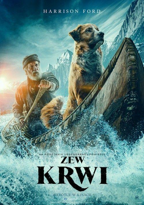 Zew krwi / The Call of the Wild (2020) PLSUB.HDRip.x264.DD5.1-EVO / Napisy.PL
