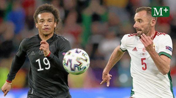 Fußball-EM: Sané ist das große Rätsel im deutschen Team