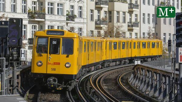 U-Bahn Abschluss der Sanierung: U1 und U3 fahren ab Montag durch Nach einem Jahr werden die Arbeiten am Hochbahnviadukt der U1 und U3 abgeschlossen. Ab Montag fahren wieder Züge auf der Strecke.mehr