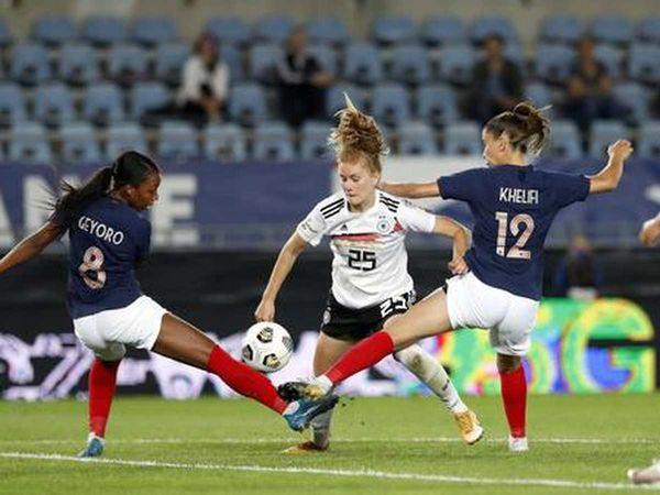 Frauenfußball Junge DFB-Spielerinnen sammeln viele Erfahrungen