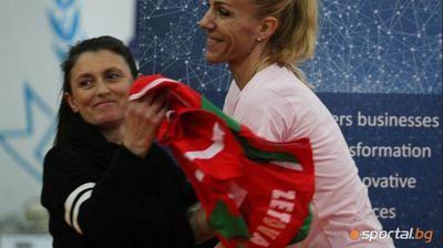 Фланелка на Тони Зетова беше продадена на благотворителен търг