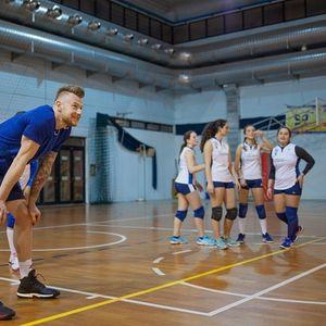 Иван Зайцев влезе в ролята на треньор (снимки)