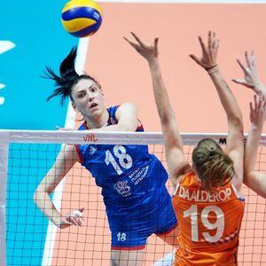 Световният шампион Сърбия разгроми Холандия (видео + снимки)