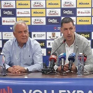 Данчо Лазаров: Отборът ни вече добива облик