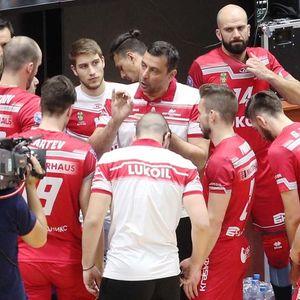 Шампионът Нефтохимик стартира подготовка с осем волейболисти