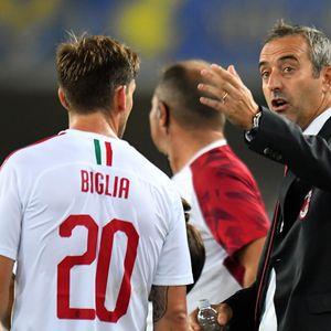 Милан не планира да гони треньора