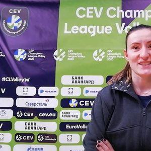 Емилия Димитрова: Ще се радвам, ако мога да помогна на отбора
