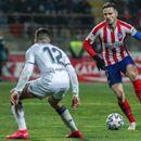 Сензация в Испания! Третодивизионен тим изхвърли Атлетико Мадрид за Купата