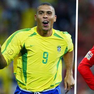Роналдо срещу Роналдо: само веднъж в историята!