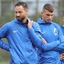 """Проблеми за Левски преди мача с Берое, треньорът на """"сините"""" притеснен"""